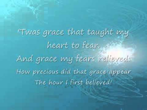 Amazing Grace Lyrics Music Videos