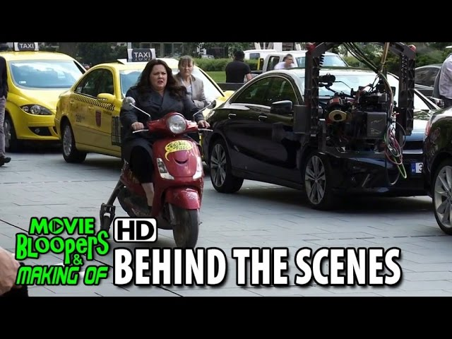 Spy (2015) Making of & Behind the Scenes (Part2/2)