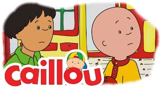 Caillou - No Tradebacks!  (S05E10) | Cartoon for Kids