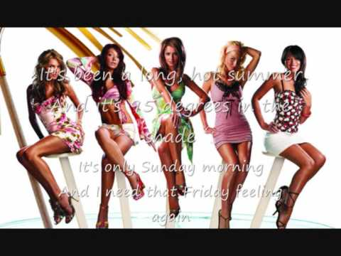 Girls Aloud - Summer Song