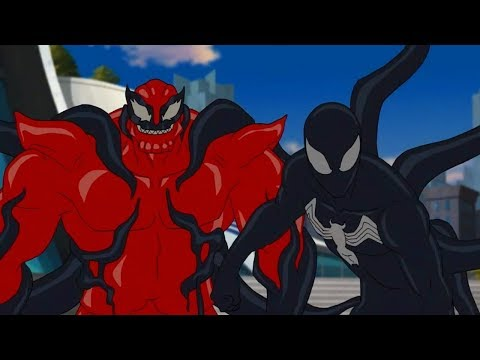 Танос стал Карнажем.  Танос VS Веном. Мультсериал Стражи галактики