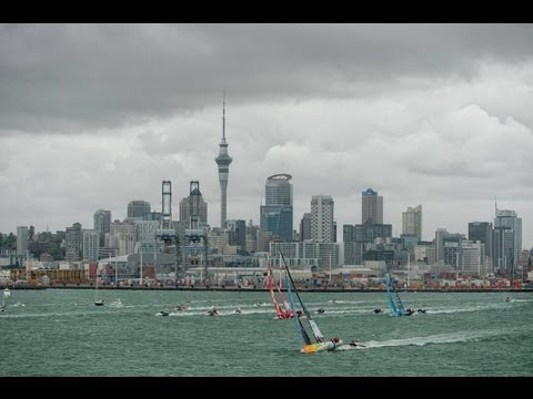 Volvo Ocean Race - Leg 5 Start Post Show Live Replay 2011-12