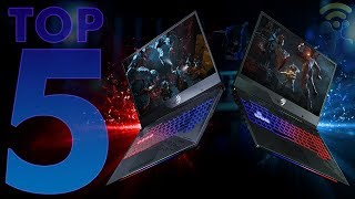 TOP 5 Best Gaming Laptops 2019
