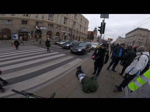 Brutalne Morderstwo W Warszawie