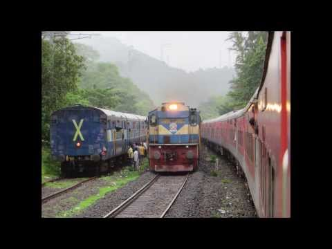 High Speed Indian Railways Compilation: 40 of the Best!