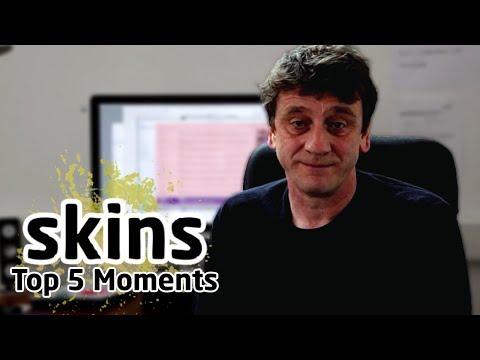 Skins Pure writer and Skins co-creator Bryan Elsley Top 10 Moments - Part 1
