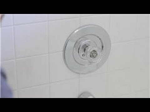 Faucet Repair How To Remove A Single Handle Bath Shower