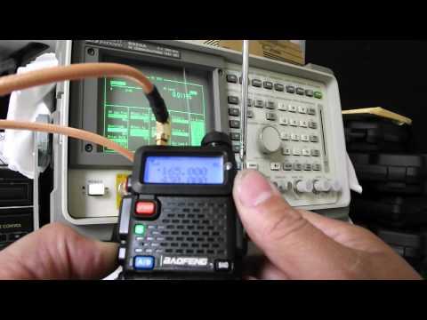 Baofeng UV-5R Y UV-5RD Urantia Radio Supply