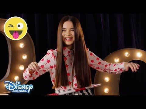 Hula Hoop Challenge | Landry Bender | Official Disney Channel UK