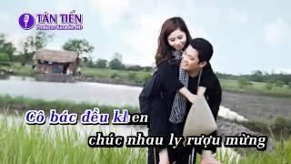 [ Karaoke HD ] Đám Cưới Miệt Vườn - Lý Hải Full Beat ✔