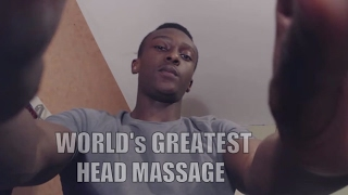 World's Greatest Head Massage [ASMR Cosmic Roleplay/Tribute]