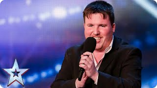 Could David be singer-songwriter Paul's newest celebrity fan?   Britain's Got Talent 2015