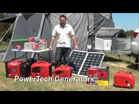 PowerTech - Your Typical Install for Camper Trailers & Caravans