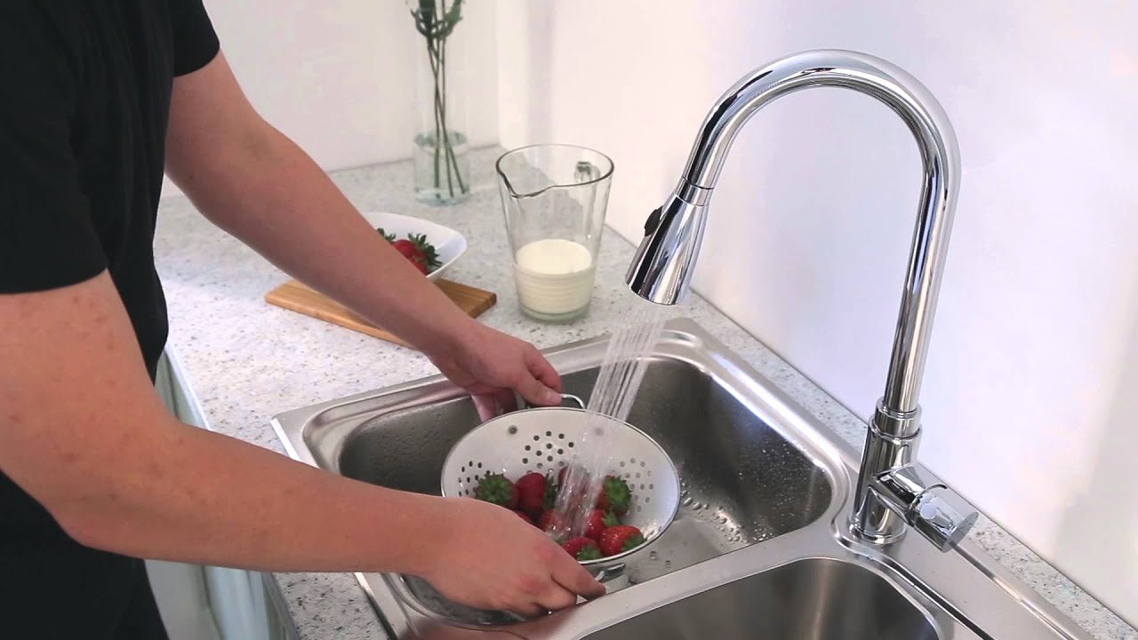 Miscelatori Da Cucina Con Doccetta Estraibile | Mercantilpontevedra