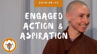 "Wake Up Earth ""Engaged Action & Aspiration"" 