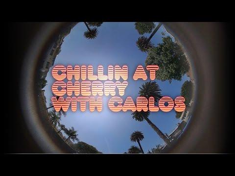Chillin at Cherry with Carlos Ribeiro