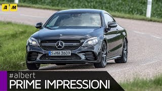 Mercedes C43 AMG M.Y 2018 | Serve davvero il V8? [ENGLISH SUB]