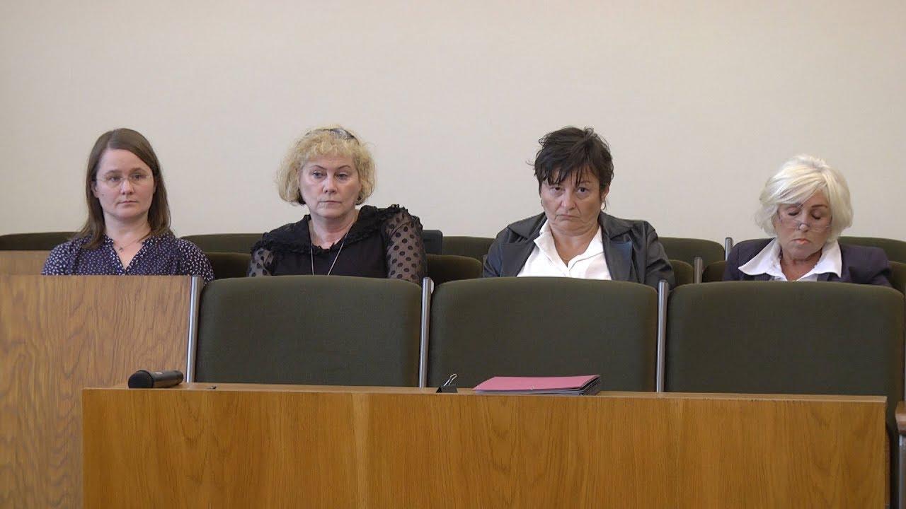 Szpital powiatowy - posiedzenie komisji