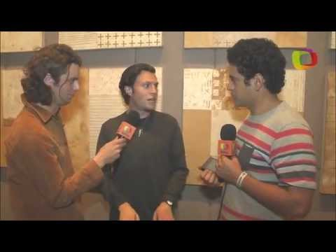 The Maccabees interview in Brazil