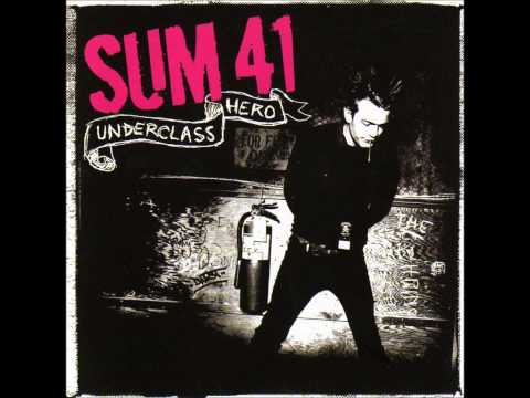 Sum 41 - Take A Look At Yourself