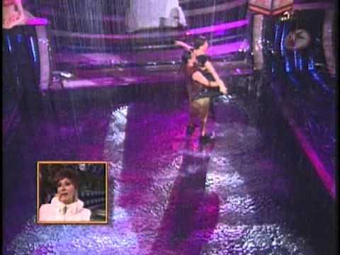 Gloria Trevi - Reyes Del Show (Ronda Baile Agua Dancing Queen) 2008   1° Programa 5/5