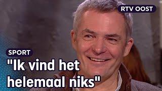VIDEO: Herman Finkers heeft lachers op zijn hand bij afscheid Jan Smit van Heracles