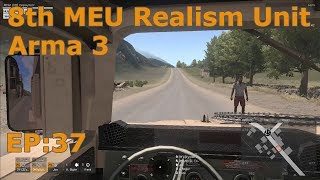 8th MEU & 11th MEU Joint Operation - Arma 3 Realism Unit - EP:37