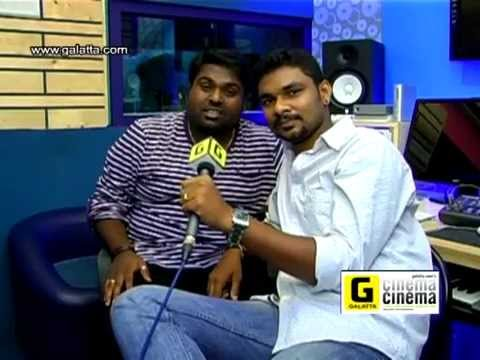 Yuvvh Singers Talk About Nenjodu Cherthu video