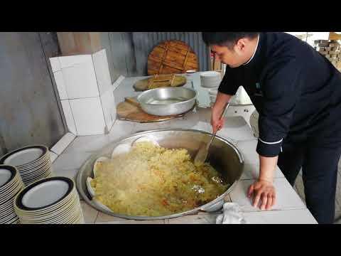 Настоящий Ташкентский праздничный плов от шеф повара