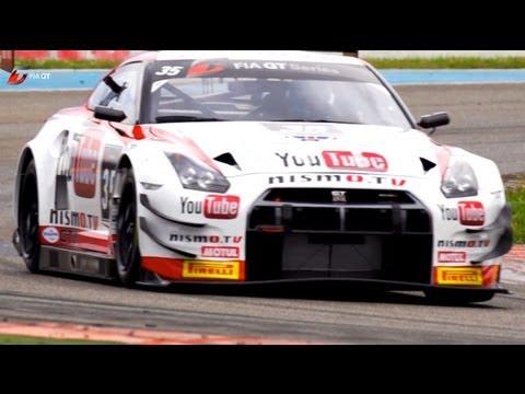 FIA GT - France - Post Qualifying Report - Nogaro