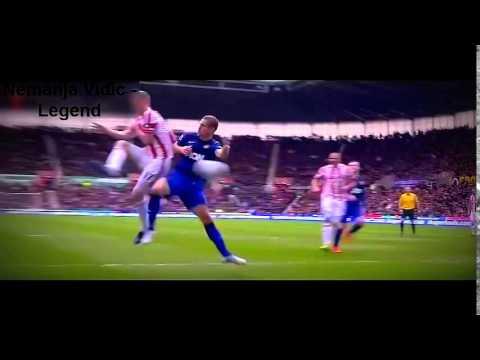 Nemanja Vidic - Goodbye Legend ( 2006 - 2014 ) Manchester United