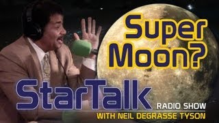 "Don't Get Neil deGrasse Tyson Started on the ""Super Moon"""