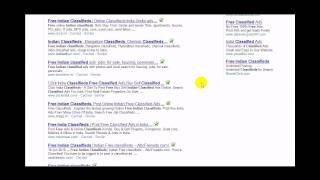 How to Find Free Classifieds Sites in India.avi