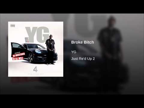 Broke Bitch video