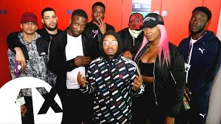 Kojo Funds Team Takeover with DJ Target