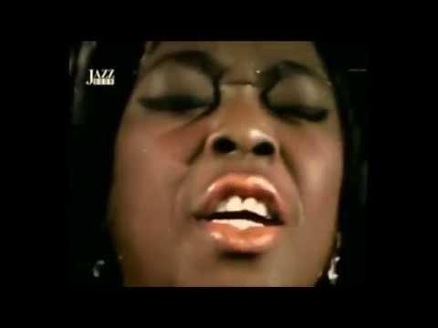 Sarah Vaughan -  Scat Blues - 1969 video