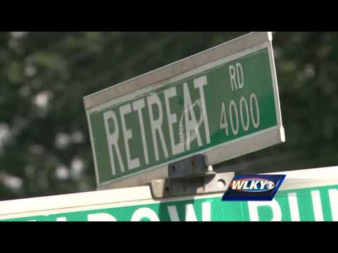 Woman rushes to help neighbor after brutal assault
