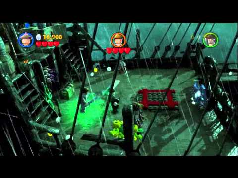 Lego Pirates of the Caribbean,At Worlds End Stage 5 The Maelstrom