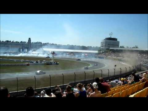"Sport Auto High Performance Days 2012 ""Driftchallenge"" FULL HD"