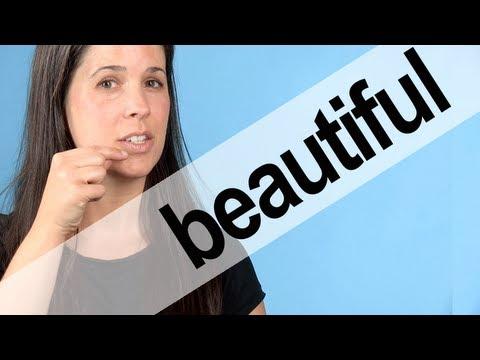 How to Pronounce BEAUTIFUL — American English
