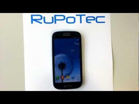 Daten Roaming beim Samsung Galaxy S3 Android ausschalten