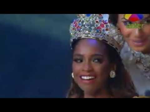 Yaritza Reyes se corona como Miss Mundo República Dominicana 2016