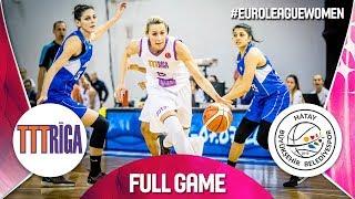 LIVE 🔴 - TTT Riga v Hatay BB - EuroLeague Women 2019