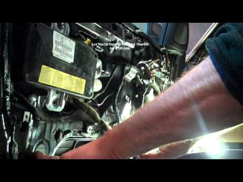BMW 3 Series Installing Driver Side Window Regulator And Fixing Broken Locator Tab E46