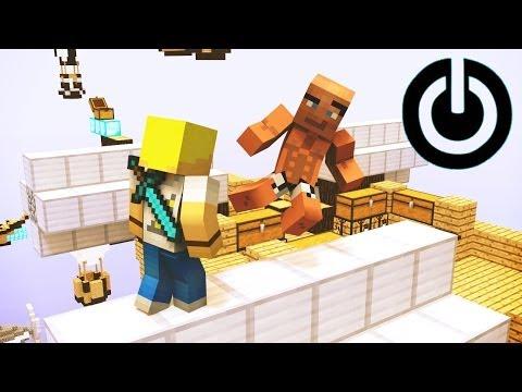 Minecraft: Voltz Bölüm 1 Güzel Maden w BaySiyah