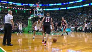 Steve Blake Hits Evan Turner With Two Killer Crossovers! 11.23.2014