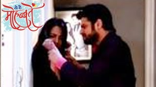 Yeh Hai Mohabbatein 30th January 2015 FULL EPISODE   Raman THROWS Shagun out of the house