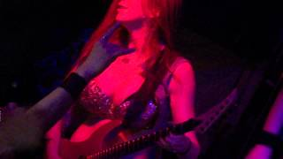 The Iron Maidens - Wasted Years live Bogota Ozzy Bar - 2012