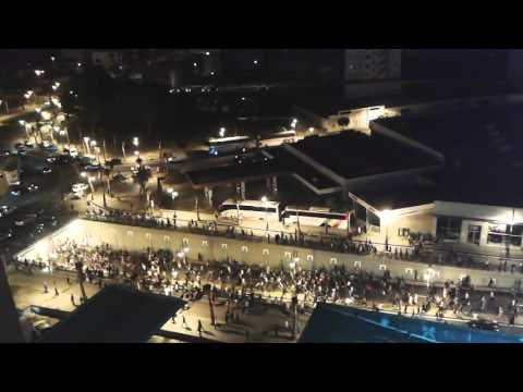 Tanger :Manifestation Contre Amendis