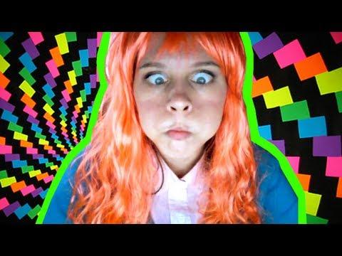 VLOG: Девушка и Веб-камера